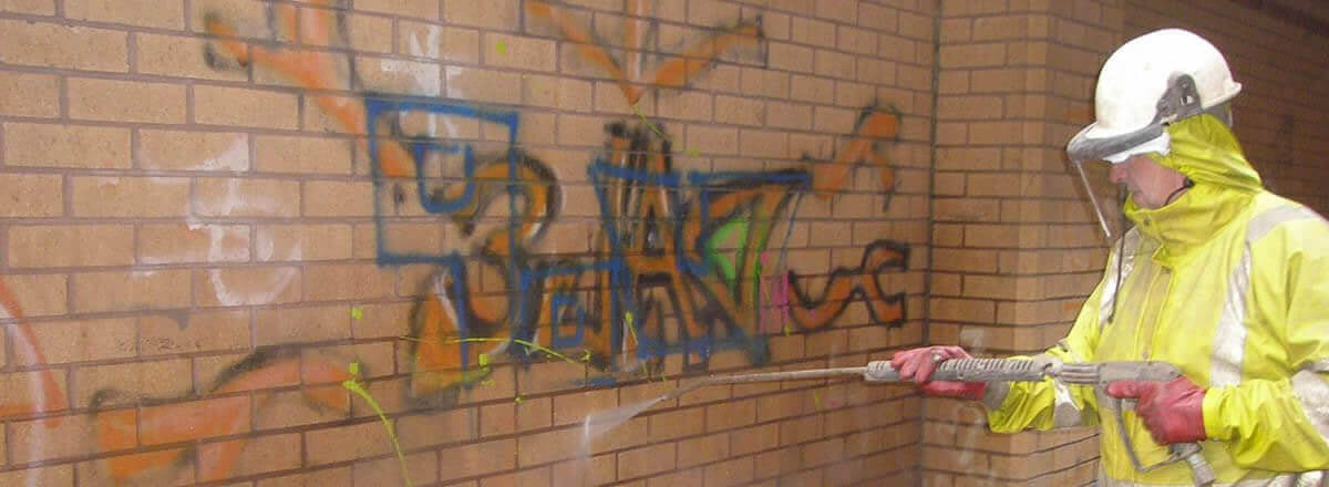 Graffiti Removal Bolton